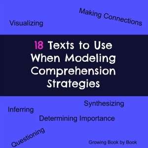 18 Texts for Modeling Comprehension Strategies