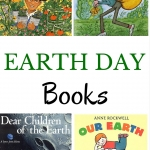 Check out these great Earth Day books. Great for reading about taking care of the environment especially for Earth Day.