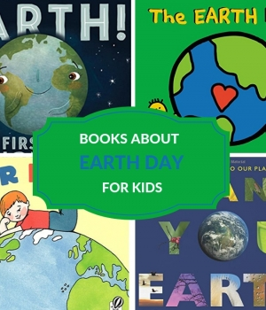 best Earth Day books for children