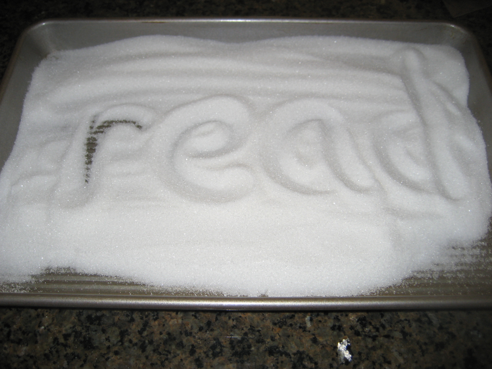 Building Literacy in the Kitchen