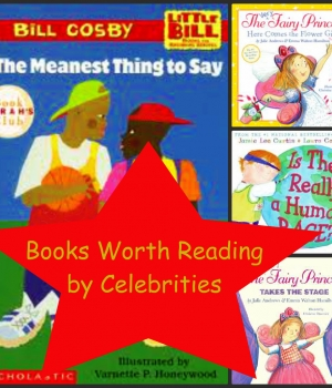 Books worth reading by celebrities at Growing Book by Book