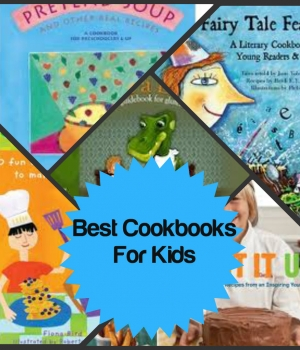 Cookbooks for Children