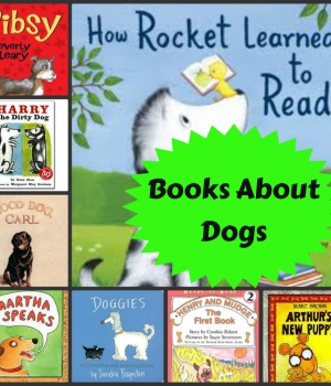 Fiction Booklist with Dogs as Characters by Growing Book by Book