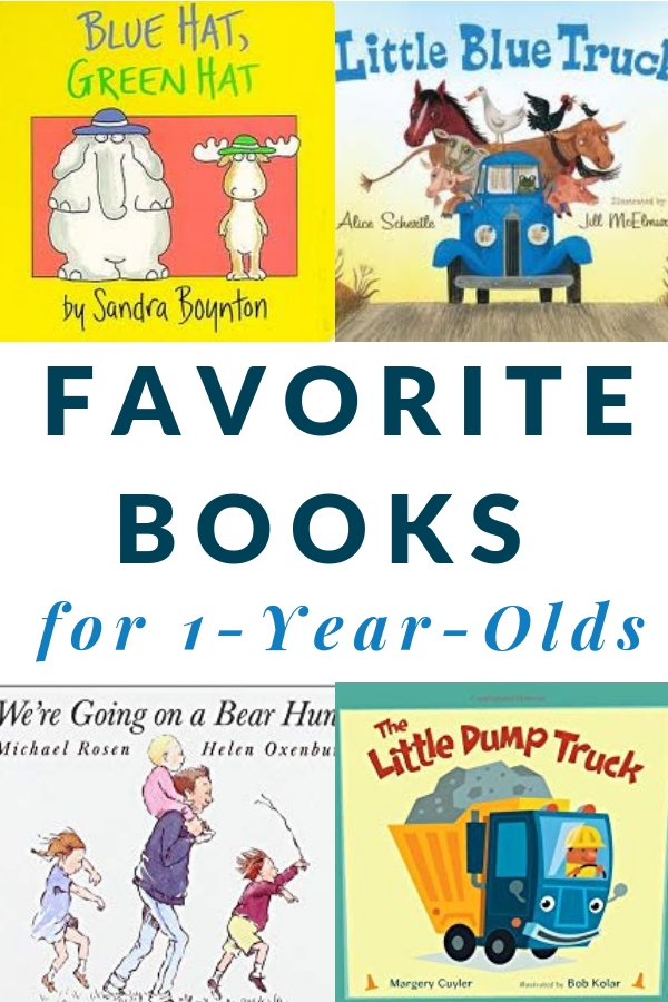 books for a 1 year old