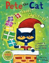 pete the cat saves christmas pdf