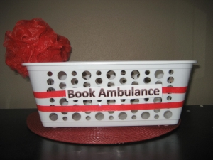 book ambulance