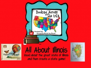 Illinois Picture Book and Activity