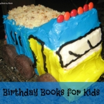 Birthday books for kids from Growing Book by Book