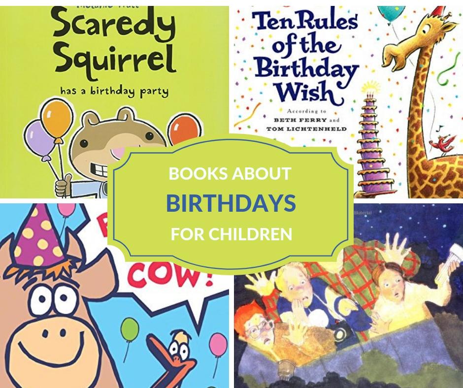 favorite books about birthdays
