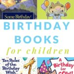 picture books about birthdays