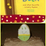 Humpty Dumpty Inspired Cake from Growing Book by Book