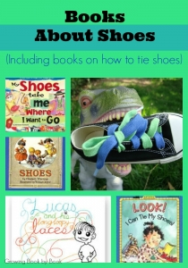 learning to tie shoes books