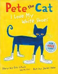 books about shoes for kids