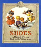 shoe books for kids