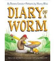 books about worms