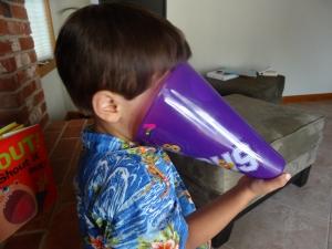 megaphone learning