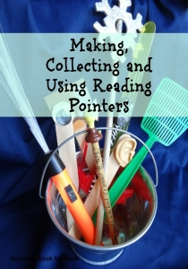 Making, collecting and using reader pointers
