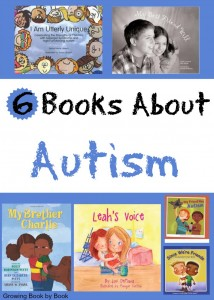 children's books about autism