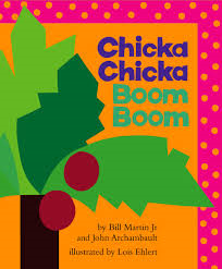 Chicka Chicka Boom Boom Activity- Cooking with Kids