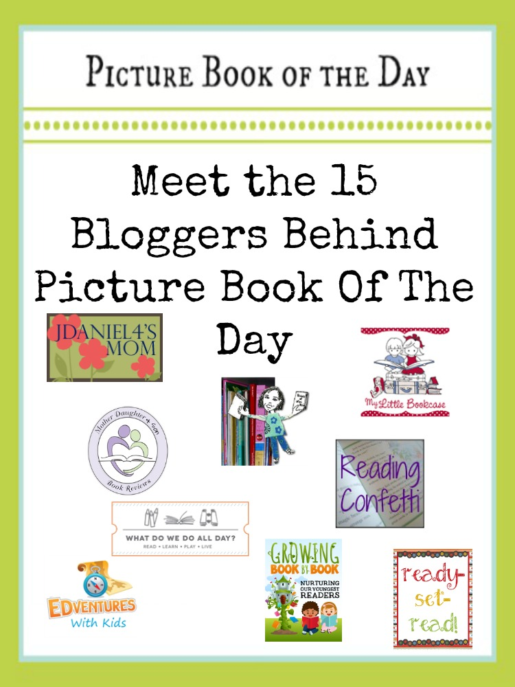 meet the bloggers behind picture book of the day