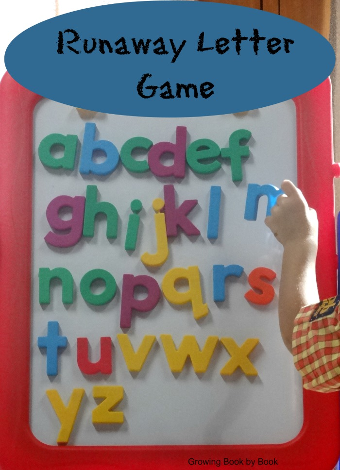 preschool alphabet activities, letter game