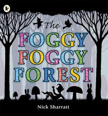 books for kids: The Foggy Foggy Forest and two shadow literacy activities from growingbookbybook.com