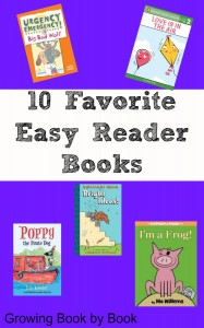 books for kids 10 favorite easy readers from growingbookbybookcom