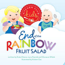 End of the Rainbow Fruit Salad