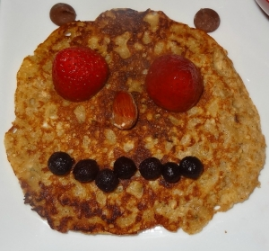 Yummy pancakes to go with If You Give a Pig a Pancake and more literacy activities!