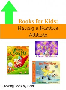 Books for Kids: Books About Having a Positive Attitude