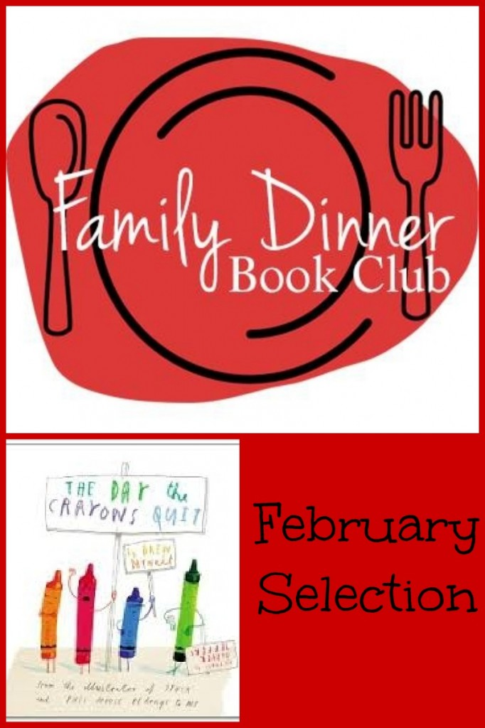 February Family Dinner Book Club