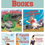 books for kids: baseball books from growingbookbybook.com