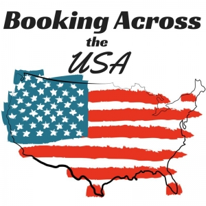 Explore 50 different authors and illustrators from around the United States in this year's Booking Across the USA.