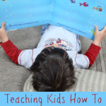 Tips for teaching kids to take care of books from growingbookbybook.com