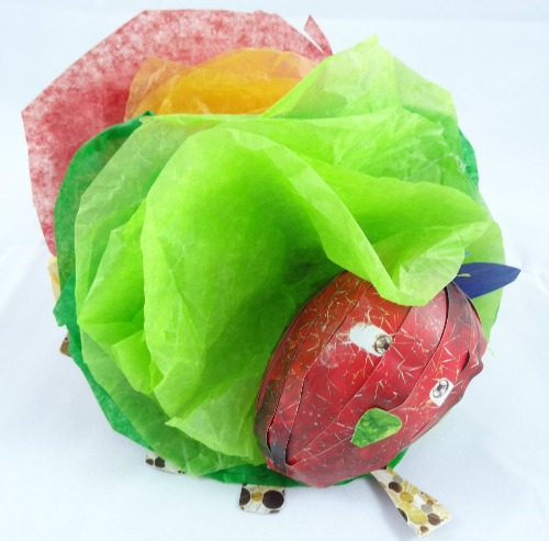 The Very Hungry Caterpillar Easter Egg