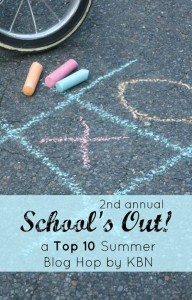2nd annual school's out blog hop