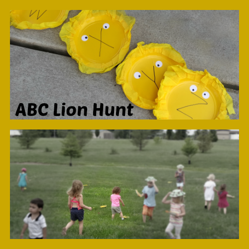 Going on ABC Lion Hunt