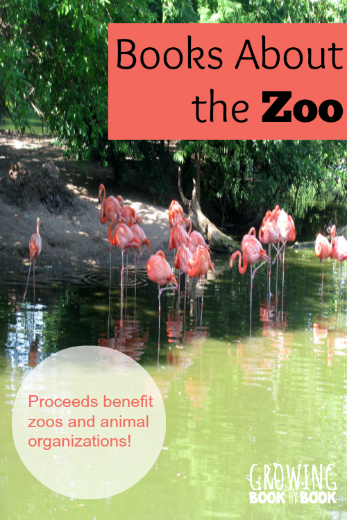 Books for Kids: Zoo Animals from growingbookbybook.com