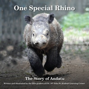 Books for Kids: One Special Rhino