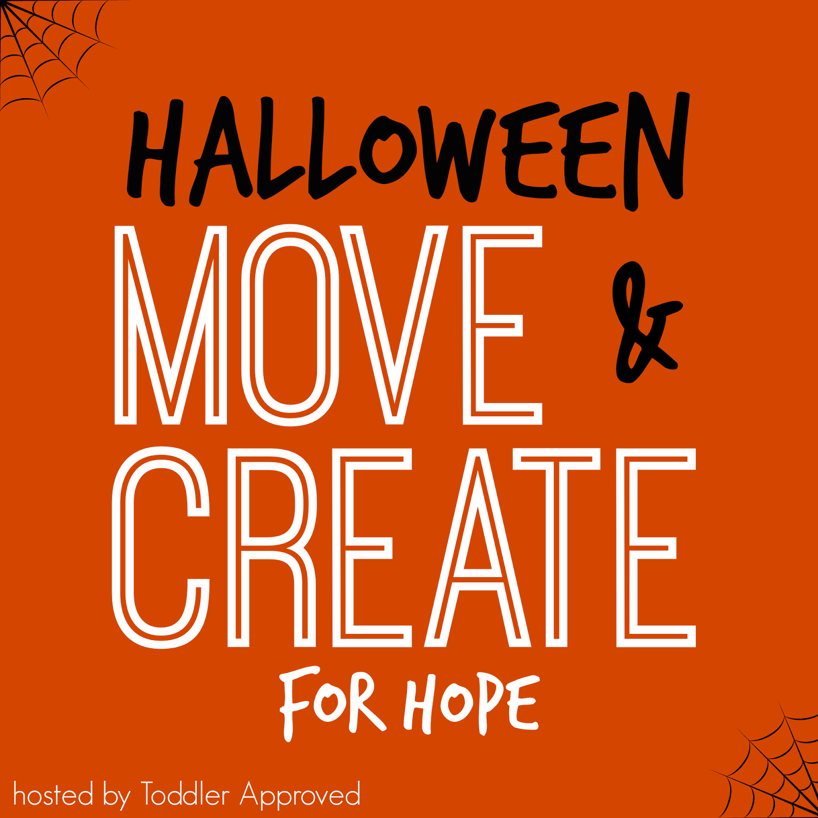 Halloween Move and Create Series to benefit Huntington's Disease research