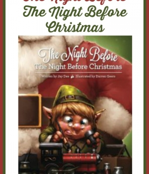 Christmas book for kids to read this holiday season!