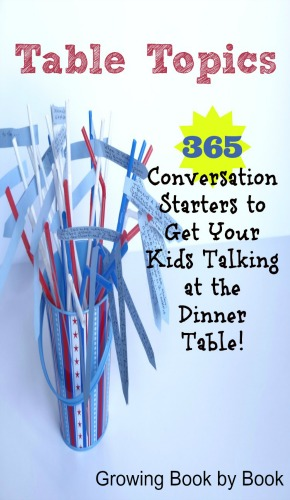 conversation starters for kids and families