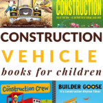 books about construction vehicles for kids