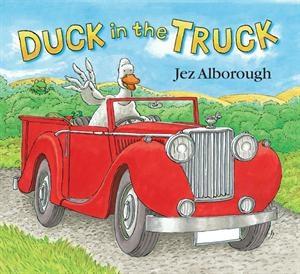 duck in a truck
