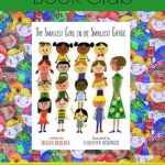 Everything you need for your Family Dinner Book Club this month. A wonderful book about speaking out and encouraging kindness from growingbookbybook.com