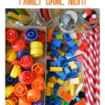 A fun literacy activity to play for a Family Game Night from growingbookbybook.com
