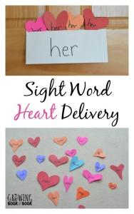 Valentine Alphabet Bingo