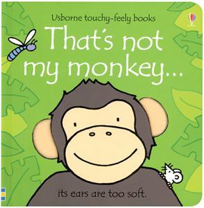 usborne book That's Not My Monkey