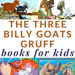 VERSIONS OF THE THREE BILLY GOATS GRUFF TALES FOR CHILDREN