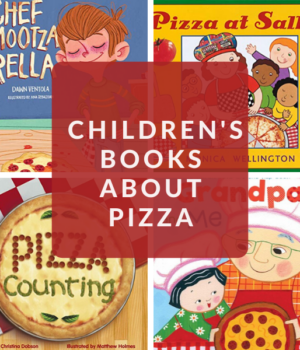 pizza books for children